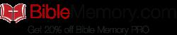 The Bible Memory App - Bible Memory Verses